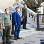 Beyoğlu Belediye Başkanı Yıldız, vatandaşlarla birlikte İstiklal Marşı'nı okudu