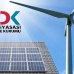 EPDK'dan yönetmelik değişikliği