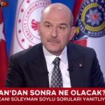 İçişleri Bakanı Soylu: Bataklık operasyonu içerisinde FETÖ var ve buna ulaştık