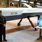 İran, 'Gazze' adını verdiği yeni SİHA'sını tanıttı!