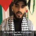 İsrail'in iki kardeşini şehit ettiği Al Samak: Hissettiğim acı tarif edilemez