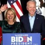 Joe Biden'ın geliri başkan olunca düştü