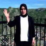 Lise öğrencisinden işaret diliyle 19 Mayıs kutlaması