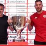 Podolski: Saklanmaya değil, kupayı kazanmaya geldik