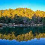 Zigana Dağı eteklerinde bir doğa harikası: Limni Gölü