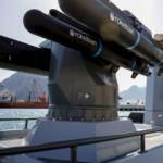 Türkiye'nin ilk silahlı insansız deniz aracı! Ulaq füze atmaya hazır