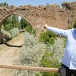 Tarihi yapı yok olma tehlikesiyle karşı karşıya