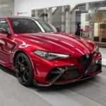 Alfa Romeo, yeni Giulia GTA'yı tanıttı