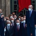 Altan Elmas, Taksim Camii'nin açılışında konuştu