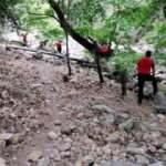 Antalya'da kayıp kampçı aranıyor