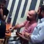 Avcılar'da gizli bölmede alkol alıp, iskambil oynayan 10 kişiye ceza