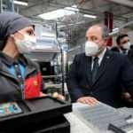 Teknoloji devi TCL Türkiye'de telefon üretimine başladı