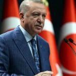 Erdoğan, şampiyon Anadolu Efes'i tebrik etti