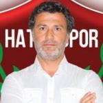Hatayspor Sportif Direktörü istifa etti