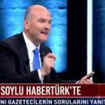 İçişleri Bakanı Süleyman Soylu'dan Hadi Özışık ile ilgili açıklamalar