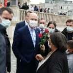 İçişleri Bakanı Süleyman Soylu'dan Taksim Camii'ne ziyaret