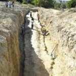 Kuşadası'nda 2000 yıllık su kemeri bulundu