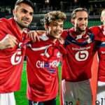 Lille'de 64 golün 26'sı bizim çocuklardan