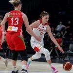 Potanın Perileri hazırlık maçında Belarus'u yendi!