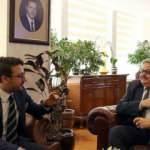 Rusya'nın Ankara Büyükelçisi Yerhov, AA'yı ziyaret etti