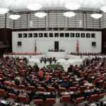 TBMM Genel Kurulunda 6 kanun teklifi kabul edildi