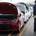 Toyota'nın satışları tüm dünyada rekor kırdı