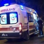 Yalova'da 'dur' ihtarına uymayan aracın çarptığı polis şehit oldu