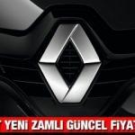 Renault Sıfır Araba Modelleri Haziran Zamlı Fiyat Listesi: 2021 Megane Taliant Clio fiyatları
