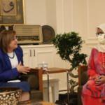 Başkan Şahin: Projelerimizi dünya ile paylaşmak istiyoruz