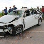 Korkunç kaza! 30 metreden yuvarlandı, ölü ve yaralılar var
