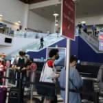 ABD'de Anma Günü tatilinde havalimanlarında yoğunluk