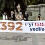 AK Parti İstanbul Gençlik Kolları'ndan baklavalı protesto