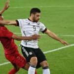 Almanya ile Danimarka hazırlık maçında yenişemedi!