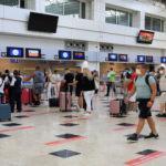 Antalya 5 ayda 747 bin turist ağırladı