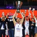 Avrupa Ligi'nde şampiyon Anadolu Efes!