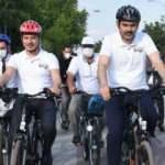 Bakan Kurum: 2023'e kadar 3 bin kilometre bisiklet yolu yapılacak