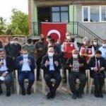 Bakan Soylu'dan Afyonkarahisar'da şehit ailesine taziye ziyareti