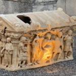 Binlerce yıllık sanat eseri tarihi lahitler