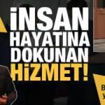 Bursa'da insan hayatına dokunan hizmet! Başkan Aktaş'tan Haber7'ye açıklama