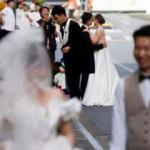 Çin'de düğün patlaması: 5 günlük tatilde 400 bin çift evlendi