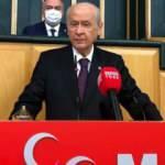 Devlet Bahçeli: Senin için yanan her meşale gençliğimin güneşidir Beşiktaş