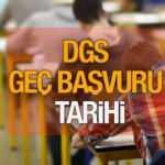 DGS sınav tarihi! ÖSYM DGS geç başvuru günü ne zaman? ÖSYM 2021 sınav takvimini duyurdu!