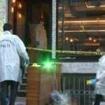 Eyüpsultan'da kafeteryaya silahlı saldırı: 1 ölü, 2 yaralı