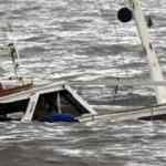 Feci olay! Alabora olan teknede 5'i çocuk 13 kişi öldü