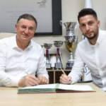 Hatayspor, Bülent Cevahir ile 3 yıllık sözleşme imzaladı