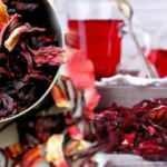 Hibiskus çayı  faydaları nelerdir? Hibiskus çayı günde kaç fincan içilir?