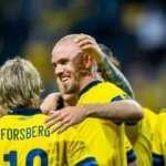İsveç, Ermenistan'ı 3 golle geçti