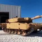 Modernize edilen Leopard 2A4 tanklar Mehmetçiğin hizmetinde