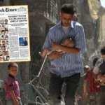New York Times'ın 'Gazzeli çocuklar' haberinin perde arkası
