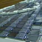 Polisten kaçak cep telefonu operasyonu: Piyasada değeri yaklaşık 3 milyon lira!